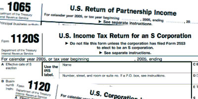 Business Income Tax