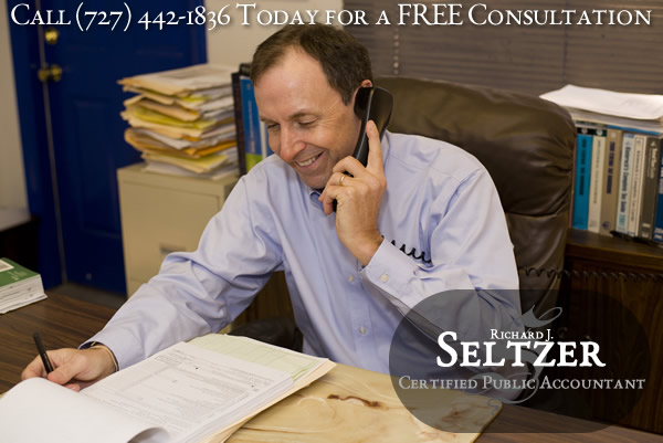 clearwater, fl cpa richard seltzer
